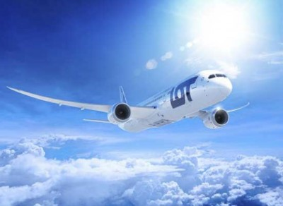 Nuove frequenze per LOT Polish Airlines