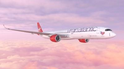 Virgin Atlantic punta più in alto con il primo A350-1000!